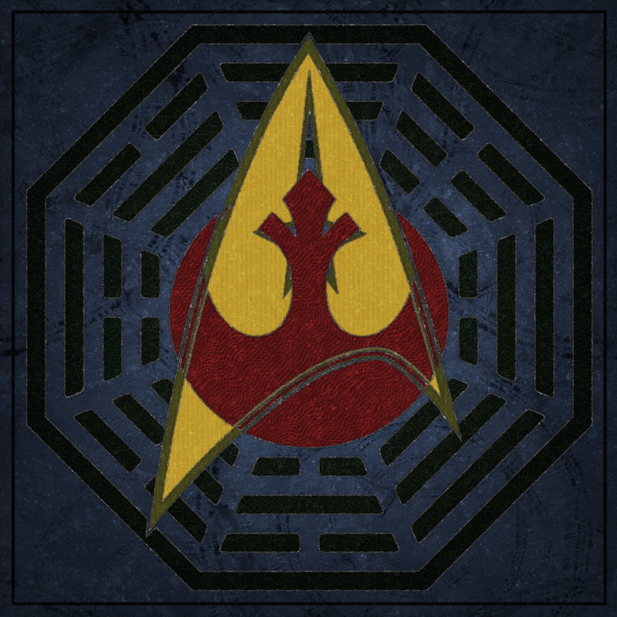 JJA Lost Trek Wars #1 - Square Version